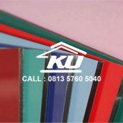 Aluminium Composite Panel (ACP) Merk Jiyu Termurah Berkualitas
